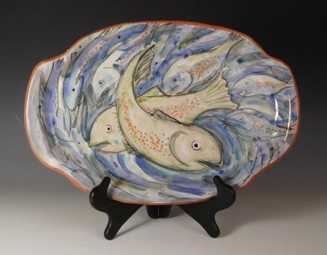 Seven Fish platter